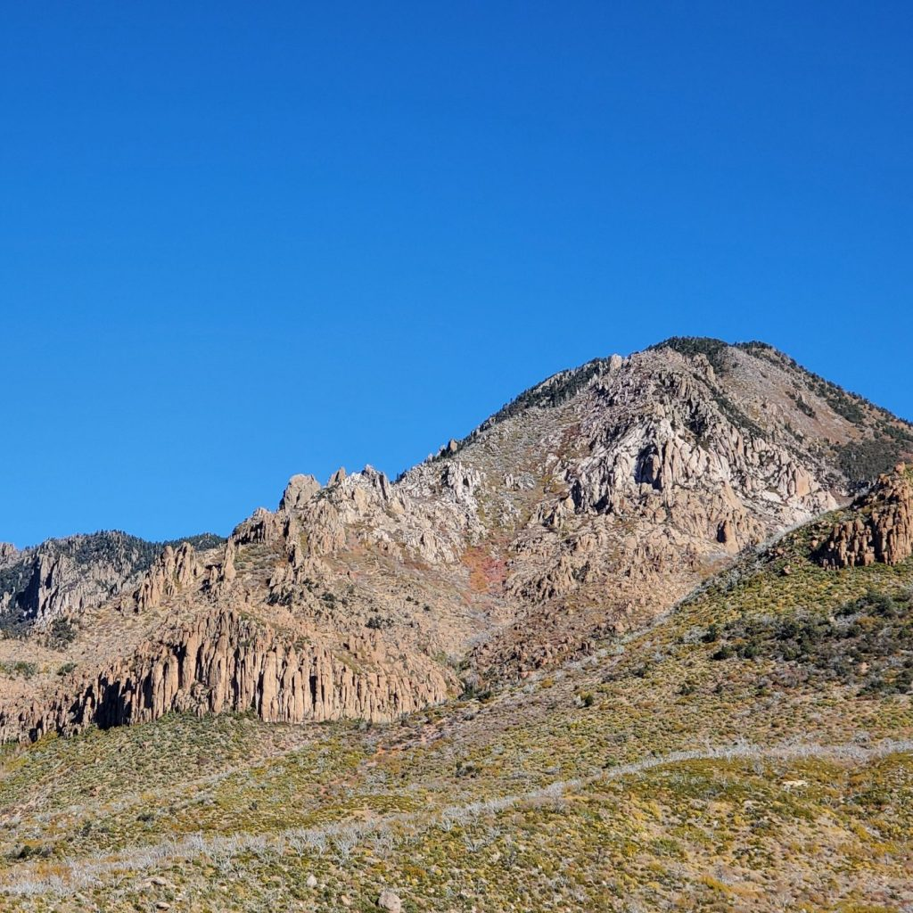 Pine Valley Mountains